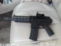 For Trade: Ar15 3 pound pistol
