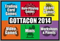 GOTTACON 2014 FULL WEEKEND FAMILY PASS
