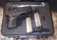 For Sale: Springfield XDS 9mm, performance trigger - trade for Glock 17 or 19