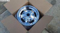 4 Brand new rdw replica wheels CHROME