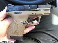 For Sale/Trade: S&W Shield FDE 9mm