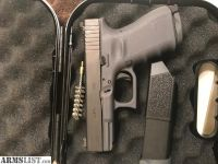 For Sale/Trade: Glock 19 Vickers RTF grey