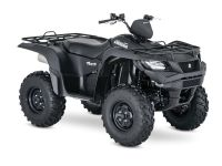 2017 Suzuki KingQuad 750AXi Power Steering Special Edition Utility ATVs Jamestown, NY