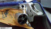 For Sale: .38 S&W Airweight Revolver