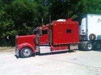 2001 Kenworth W900