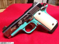 For Sale: Kimber Micro 9 Bel Air Special Edition 9mm