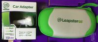 Leapster gs travel case and car charger new