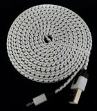 10ft White Android charging cords