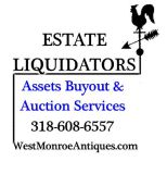 I Buy and Auction Estate Sales