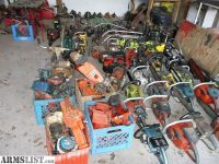 For Sale/Trade: Bulk Lot of Vintage Chainsaws & other sm engine stuff