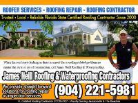 JAX FLORIDA ROOFERS (904) 221-5981 LICENSED / INSURED FL ROOFING CONTRACTORS