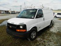 2004 Chevrolet Express Cargo Van G3500