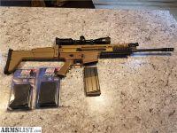 For Sale: LNIB SCAR 17