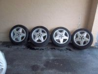"""Find Ferrari 348 OEM Wheels and Tires 17"""" Fits 308, 328, Mondial motorcycle in Marathon, Florida, US, for US $650.00"""