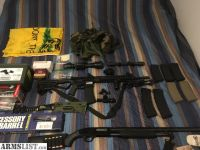 For Sale: AR15 extras 12 gauge extras