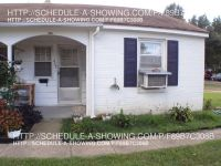 1 Bed Unit -  4-Plex-Augusta Near Osage & Columbia Within a Block Of Garfield Elem - 1 MONTH FREE RENT!*