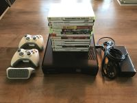 Xbox 360 S (250G with 2 Wireless Controllers and 15 Games