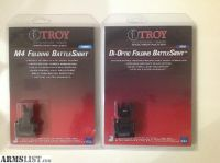 For Sale: **NEW TROY front and rear sight**