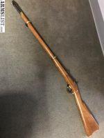 For Sale: Antonio Zoli Rifled 58 Caliber Muzzle Loader
