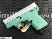 For Sale: Beretta NANO 9mm Baby Blue # 7072