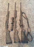 For Sale: Remington 3006s. 7600 pump, 742 semi auto, 700 bolt. Full mossy oak camo