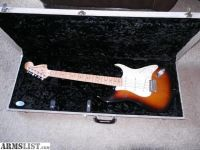 For Trade: USA Fender Stratocaster Trade for Firearms