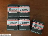 For Sale: CCI Blazer, 22LR, 40 Grain Lead Round Nose - 5 boxes of 525 rounds (2,625 total rounds)