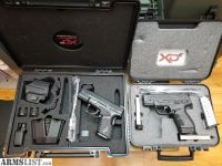 For Sale: Springfield Armory XDM 3.8 Compact 9mm + SA XD-E 9mm
