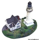 Lighthouse Collectable - Cape Elizabeth Light - Danbury Mint