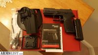 For Trade: Sig p320 carry .45 with night sights.