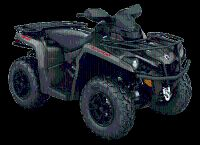 2018 Can-Am Outlander XT 570 Utility ATVs Weedsport, NY