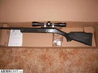 For Sale: H&R Handi Rifle 35 Whelen Plus Loading Items