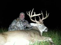Bow Hunters Wanted. 140-200 White Tail (Pike  Hamilton Counties, Illinois)