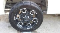 Trade for GMC Stock Rims and Tires