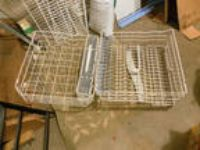 GE Dishwasher GLD6260L0SS series:Rack Set Upper Lower &