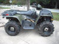 2012 Polaris SPORTSMAN 400 HO Sport-Utility ATVs Fayetteville, GA