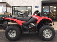 2006 Suzuki Ozark 250 4x2 Utility ATVs Trevose, PA