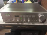 Vintage Rare Denon PMA-750 Integrated Stereo Amplifier, Amp