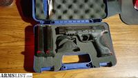 """For Sale: Smith & Wesson M&P9 9mm Pro Series Performance Center 5"""""""