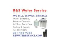 Frizzy, Dry Hair? Water Softener will fix that. RS Water Service