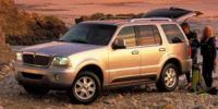 2004 Lincoln Aviator Luxury (Blue)