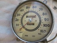 Sell 1937 cadillac lasalle speedometer maybe 1938 motorcycle in Hayden, Idaho, United States