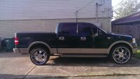 26s TIRES AND RIMS EXCELLENT CONDITION