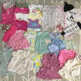 Baby girl clothing lot 3-12 months EUC POMS