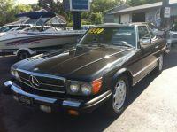 1985 Mercedes-Benz 380 Series 2dr Coupe 380SL