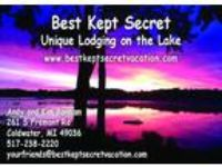 Best Kept Secret- Unique Lodging on the Lake