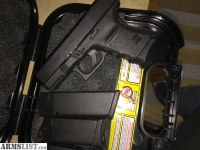 For Sale/Trade: Glock 29sf for sig p320