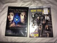 2 movies DVDs excellent condition and new