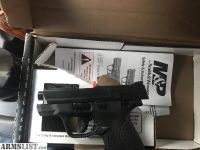 For Sale: S&w shield 9mm