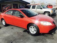 2006 Pontiac G6 4dr Sdn V6